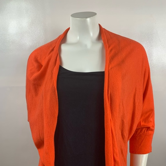 Mossimo Supply Co. Sweaters - 3For$20 Mossimo Orange Cardigan